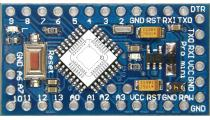 Mikrovaldiklis Arduino Pro Mini 5V